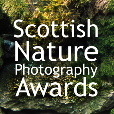 Scottish Nature Photography Awards logo